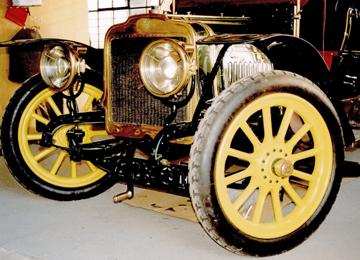 Artisan Wheelwright Wooden Automobile Wheels Classic Car Wheels - Classic car wheels